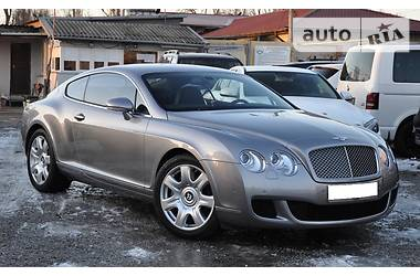 Bentley Continental GT 6.0 2008