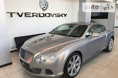 Bentley Continental GT COUPE W12 2011