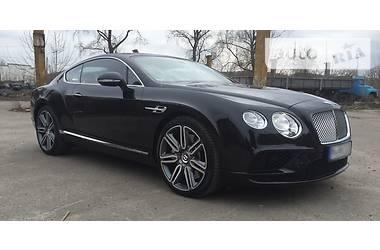 Bentley Continental mulliner  2016