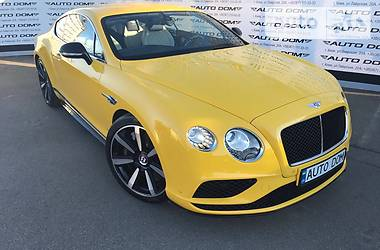 Bentley Continental 2017 V8S V8S V8S 2017