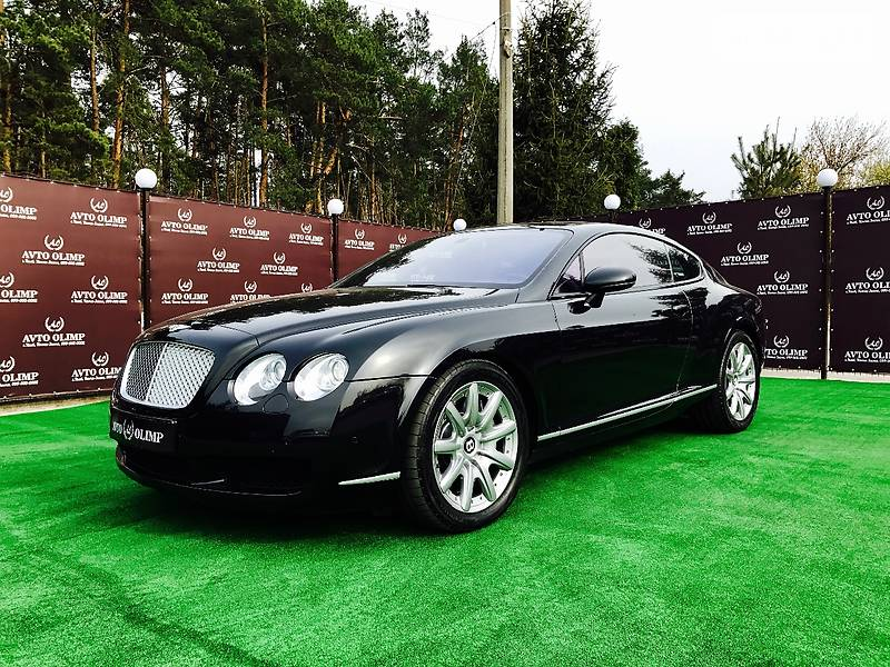 Bentley Continental 2004 року