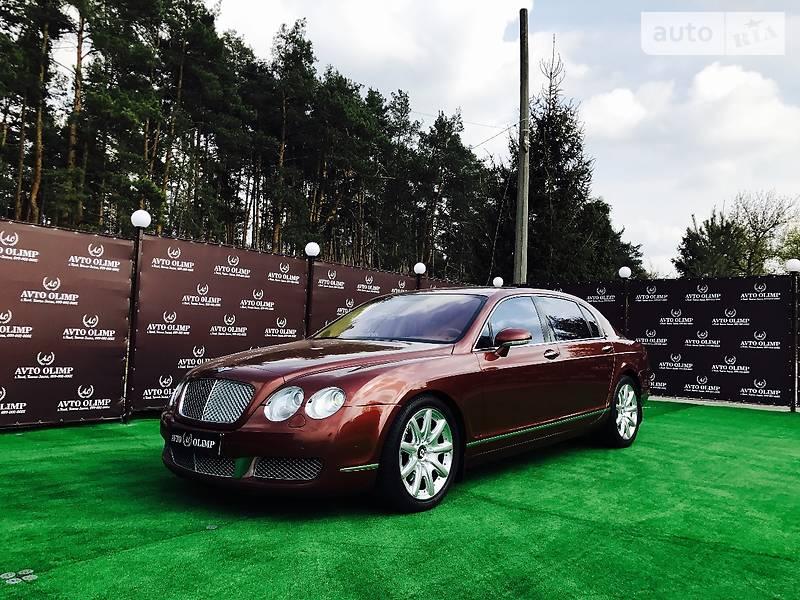 Bentley Continental 2006 года