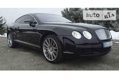 Bentley Continental GT Speed mulliner 2008