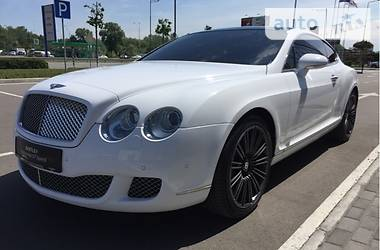 Bentley Continental GT Speed W12 2008