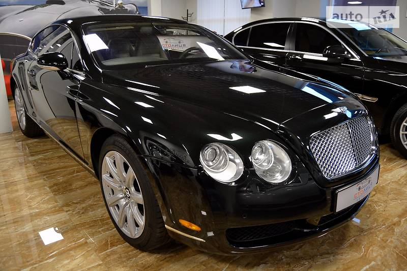 Bentley Continental 2005 року