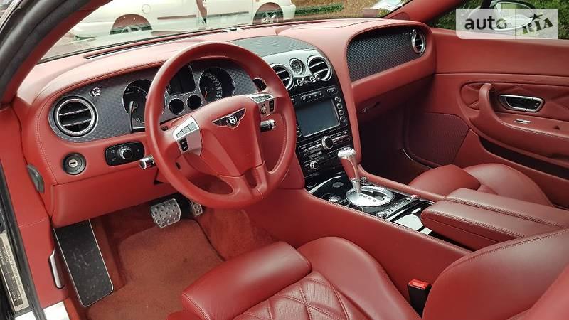 Bentley Continental 2008 року