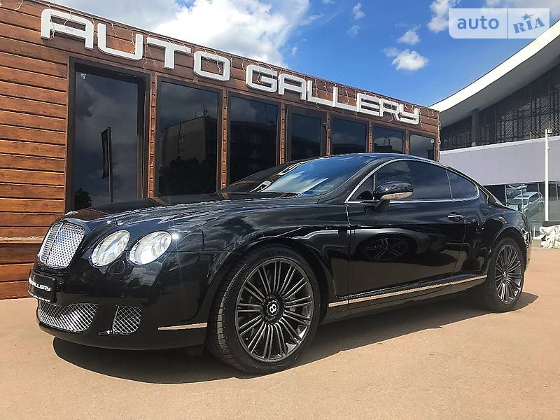 Bentley Continental 2009 года