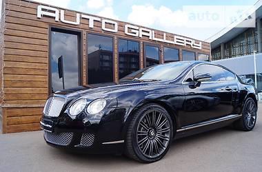 Bentley Continental GT Sport 2009