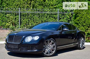 Bentley Continental W12 SPEED 2015