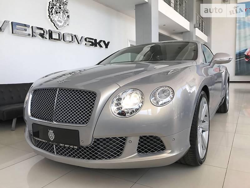 Bentley Continental 2011 года