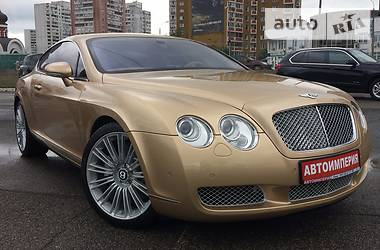 Bentley Continental GT 6.0 2006