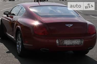 Bentley Continental GT 6.0 2008