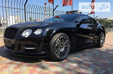 Bentley Continental GT 6.0 MANSORY 2011