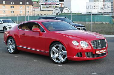 Bentley Continental GT 6.0 2013