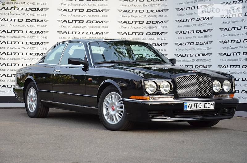 Bentley Continental 1997 року