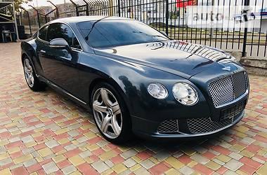 Bentley Continental Mulliner\\\\\\ 2012
