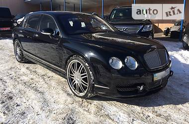Bentley Flying Spur V 12 MANSORY 2005