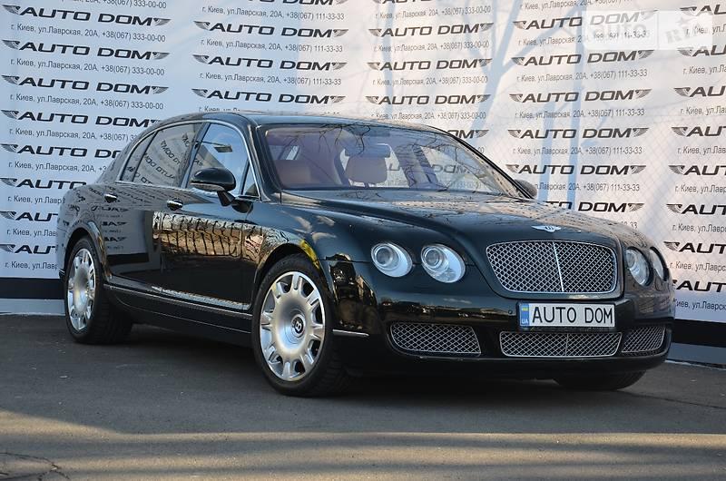 Bentley Flying Spur 2007 года