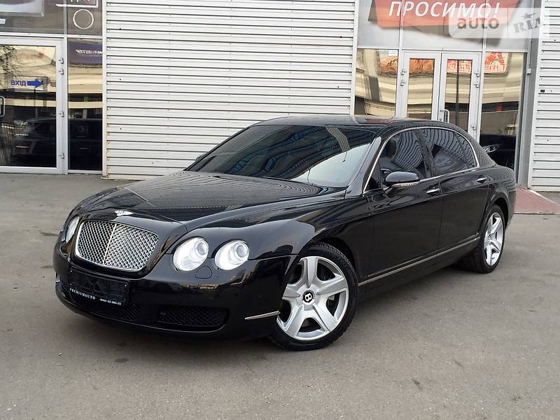 Bentley Flying Spur 2007 року