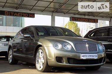 Bentley Flying Spur 6.0 W12 2011