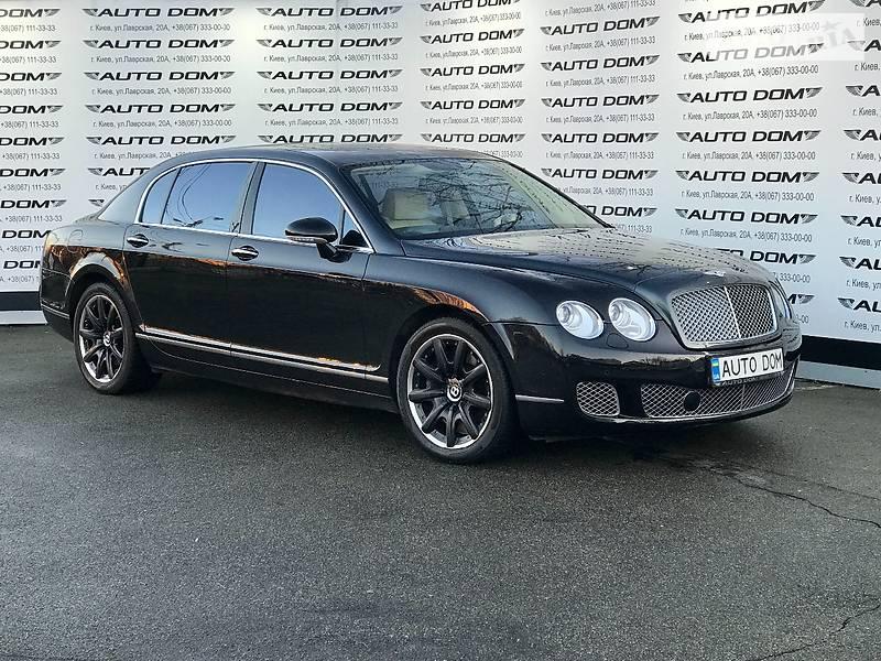 Bentley Flying Spur 2010 года