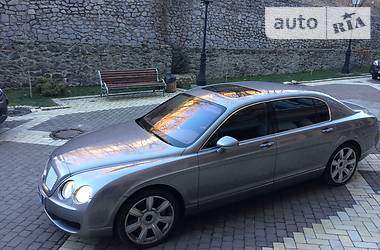 Bentley Flying Spur 6.0 twin turbo 2005