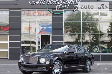 Bentley Mulsanne 6.75 V8 2012