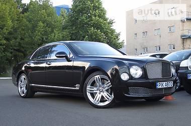 Bentley Mulsanne 6.3/4 Launch 2011