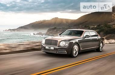 Bentley Mulsanne Extra Long 2017 2016