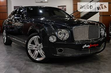 Bentley Mulsanne 6.75 V8 2011
