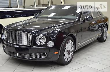 Bentley Mulsanne 6.8 LUX 2012