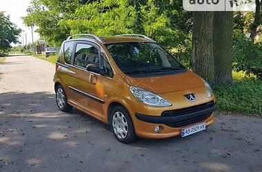 Цены Peugeot 1007 Бензин