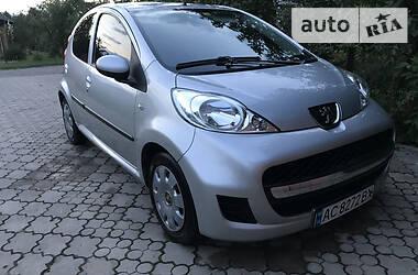 Цены Peugeot 107 Hatchback (5d) Бензин