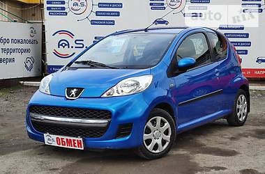 Ціни Peugeot 107 Бензин