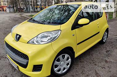 Цены Peugeot 107 Бензин