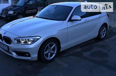 Цены BMW 118 Бензин