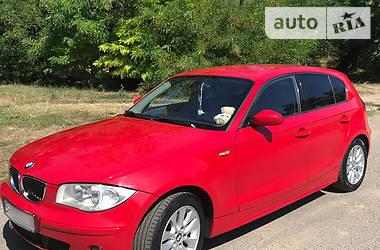 Цены BMW 120 Бензин