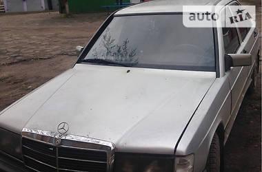 Цены Mercedes-Benz 190 Бензин