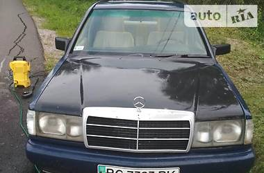 Ціни Mercedes-Benz 190 Бензин