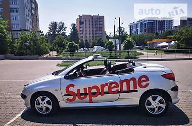Цены Peugeot 206 СС Бензин