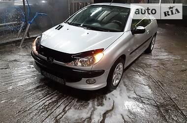 Ціни Peugeot 206 СС Бензин