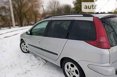 Ціни Peugeot 206 SW Бензин