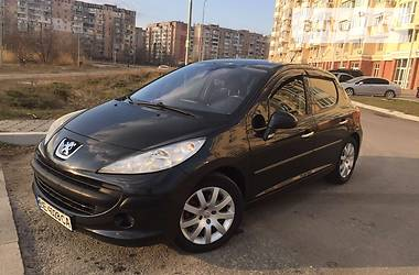 Цены Peugeot 207 Бензин