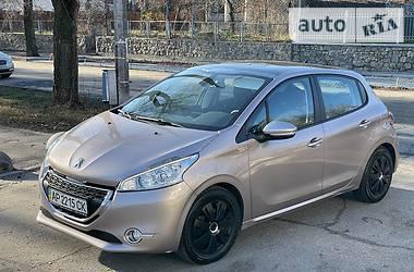 Ціни Peugeot 208 Бензин