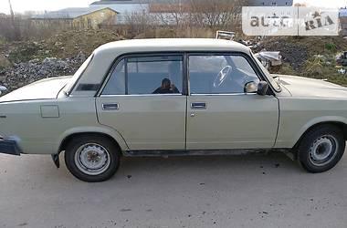 Цены ВАЗ 2107 Бензин