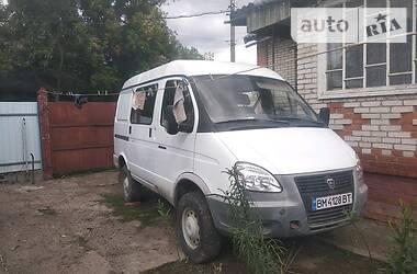 Цены ГАЗ 2752 Соболь Бензин