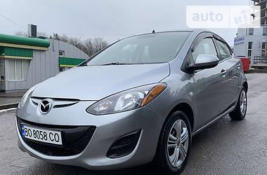 Цены Mazda 2 Бензин