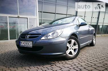 Цены Peugeot 307 CC Бензин