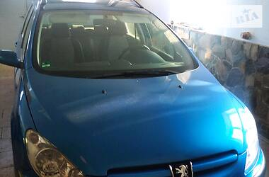 Цены Peugeot 307 Бензин