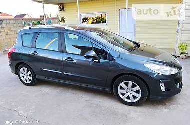 Цены Peugeot 308 SW Бензин